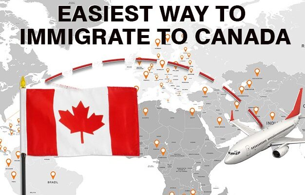 أسهل طرق الهجرة إلى مقاطعات كندا