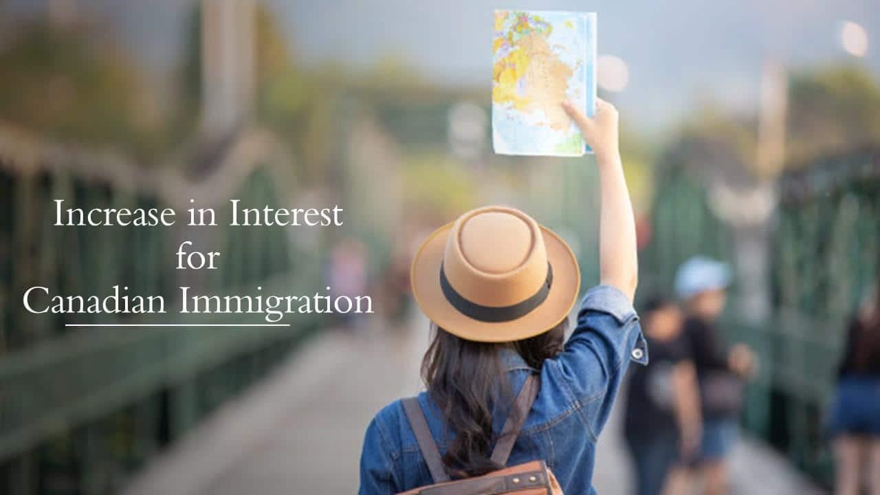 الاهتمام بالهجرة إلى كندا يتزايد وسط جائحة فيروس كورونا