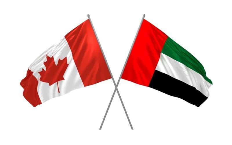 الهجرة إلى كندا من الإمارات العربية المتحدة