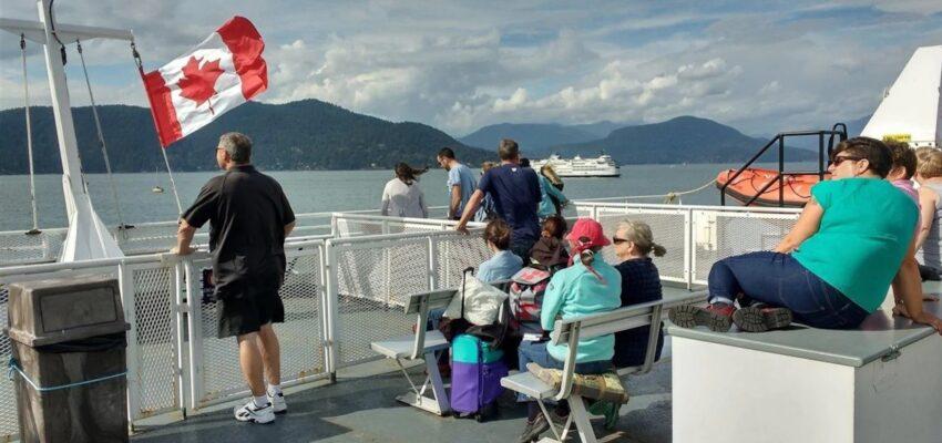 تحديات قطاع السياحة فى كولومبيا البريطانية