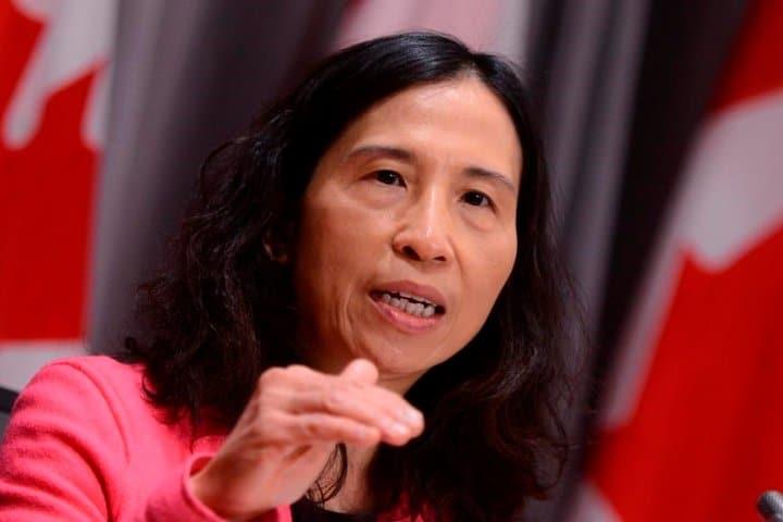 تحذير مسئولة الصحة العامة فى كندا بسبب زيادة حالات كورونا