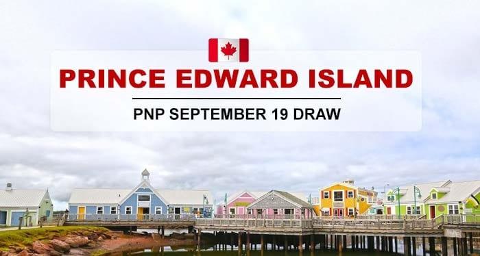 تصدر جزيرة الأمير إدوارد عدد قياسى من الدعوات فى السحب الأخير