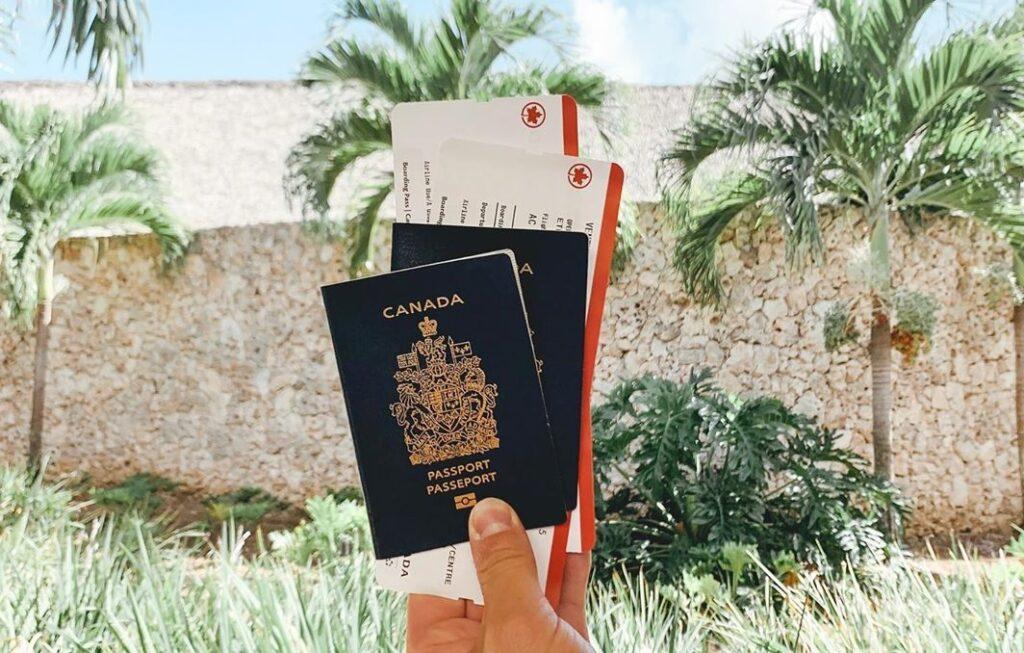 تقدم طيران كندا تأمين مجانى إذا أصبت بكورونا أثناء السفر الدولى