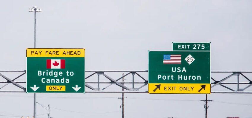 تمديد إغلاق الحدود بين كندا والولايات المتحدة مرة أخرى