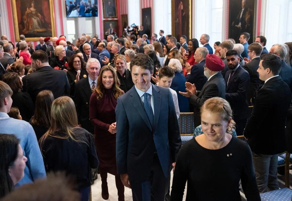 دفاع جاستن ترودو عن حاكمة كندا العامة جولى باييت