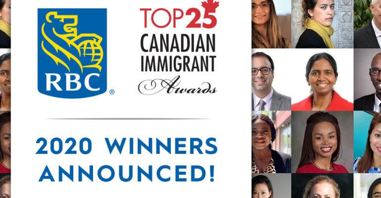 صاحب مصنع شوكولاتة و طالبة طب ضمن أفضل 25 مهاجر فى كندا و عرب آخرون
