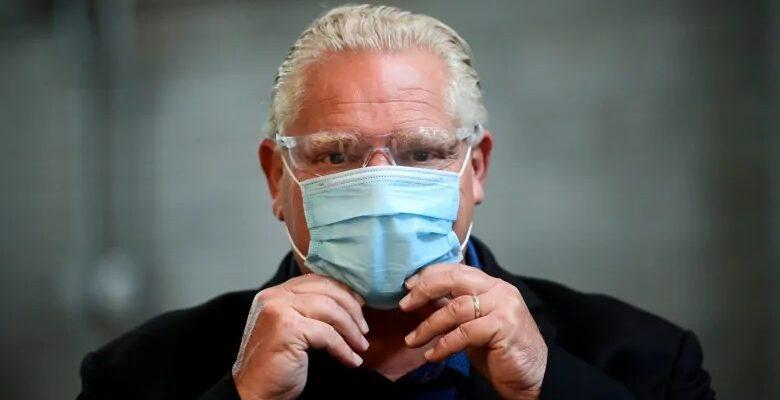 غرامات تصل إلى 10000 دولار لمخالفة إجراءات الوقاية الجديدة فى أونتاريو