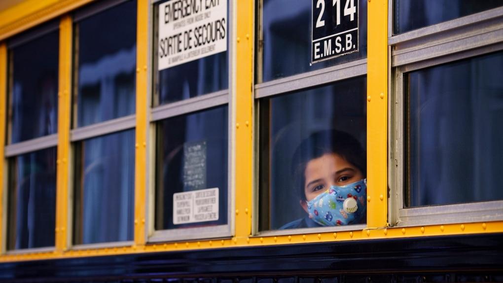 قلق الأطفال فى تورنتو من العودة إلى المدرسة وسط الوباء