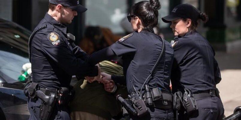قلق الشرطة من إرتفاع الجرائم فى فانكوفر
