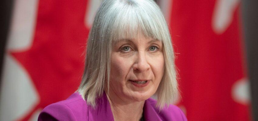 وزيرة الصحة فى كندا ترد على فورد بعد انتقاده نظام الحجر الصحى