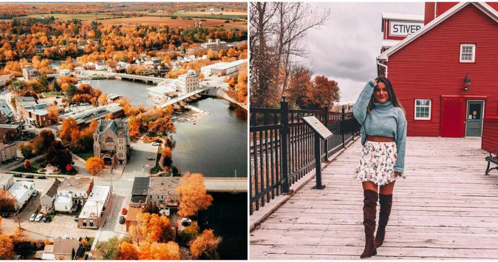 7 مدن صغيرة رائعة يمكنك زيارتها بالقرب من تورنتو هذا الخريف