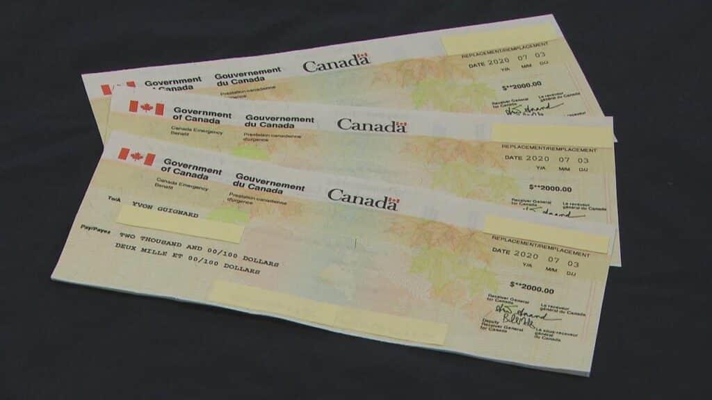 أعاد الكنديون 830 ألف دولار من مدفوعات إعانات الجائحة طوعية