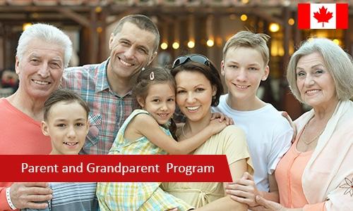 إعادة فتح برنامج هجرة الآباء والأجداد فى كندا فى 13 أكتوبر