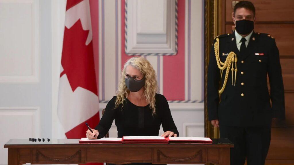 إنفاق أكثر من 110 ألف دولار على الإستشارات القانونية لقضية مناخ العمل فى مقر حاكمة كندا
