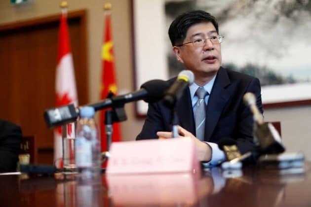 احتدام الخلاف بين كندا و الصين بشأن تهديد السفير الصينى فى كندا