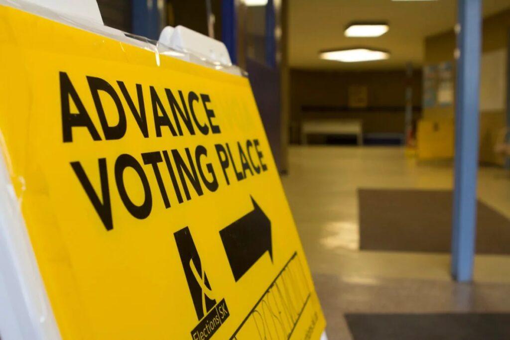 الإنتخابات التشريعية فى ساسكاتشوان تبدء وسط تحديات كورونا