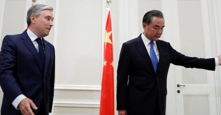 الذكرى الـ 50 بين كندا و الصين بعنوان الإتهامات المتبادلة
