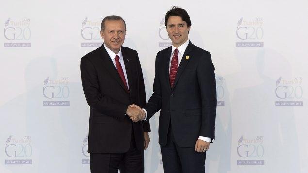 المعارضة تضغط على ترودو بشأن الإعفاء من مبيعات تكنولوجيا الطائرات بدون طيار لتركيا