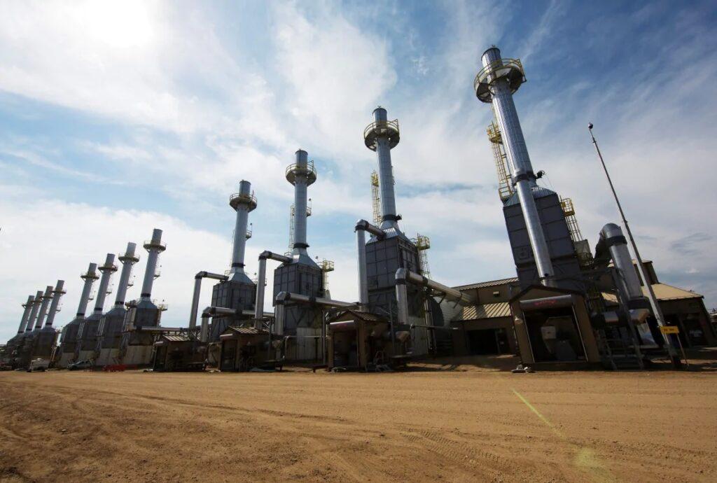 اندماج ضخم فى صناعة النفط والغاز فى كندا