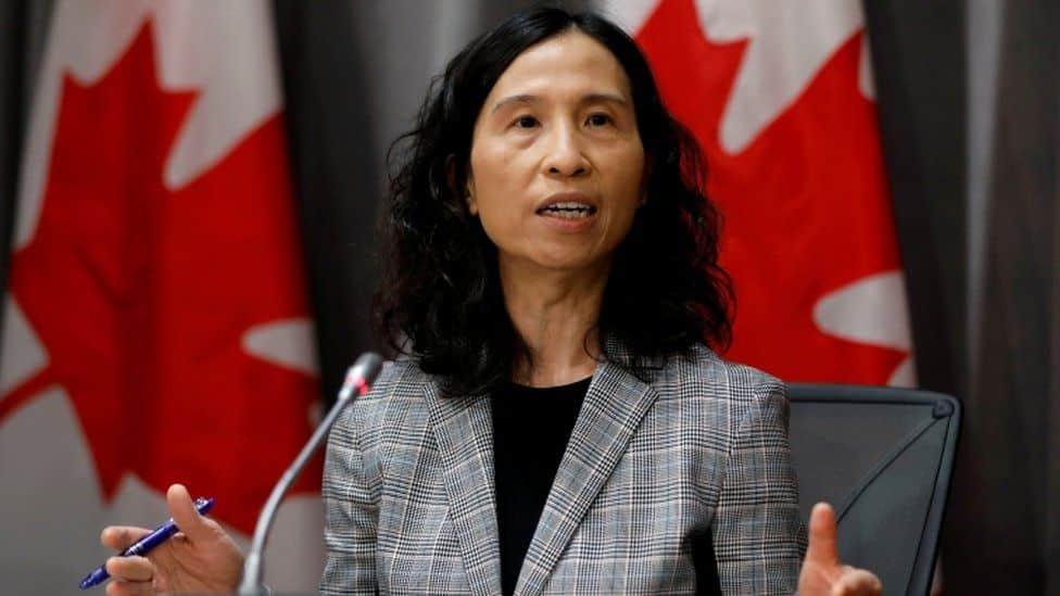 بيان مسئولة الصحة العامة فى كندا بخصوص الموجة الثانية من كورونا
