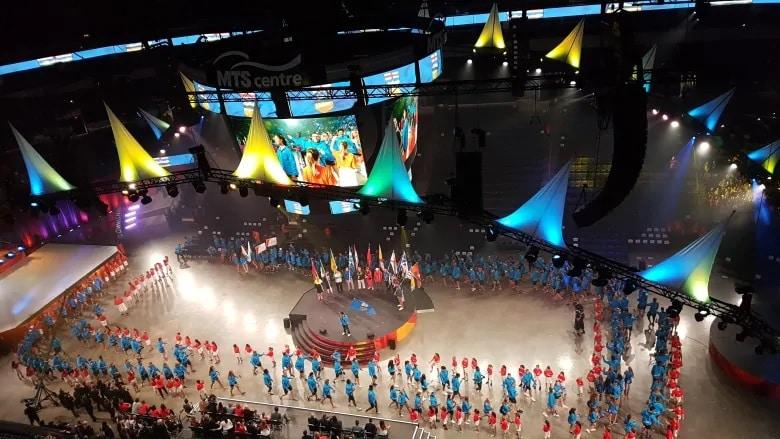 تأجيل دورة الألعاب الصيفية الكندية حتى عام 2022