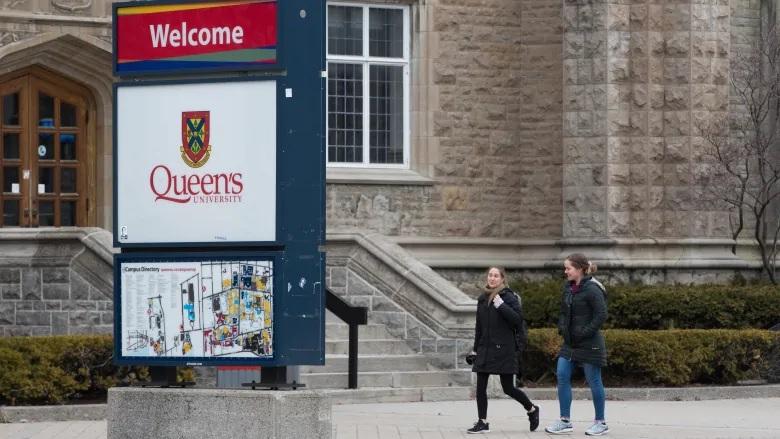 جامعة كوينز تقوم بإزالة اسم السير جون إيه ماكدونالدز من مبنى كلية الحقوق