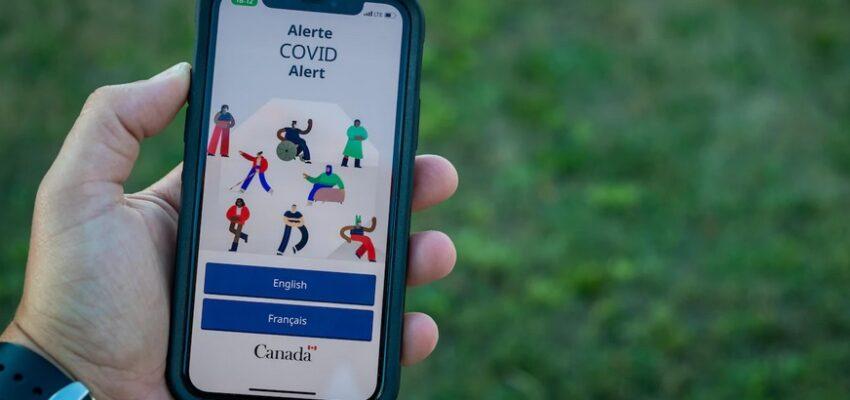 حماية الخصوصية فى تطبيق كورونا الكندى | Covid Alert