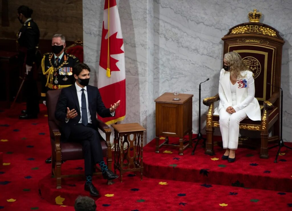 دعوة مراجعة سرية للعاملين فى مقر حاكمة كندا بشأن الإهانة فى العمل و التنمر