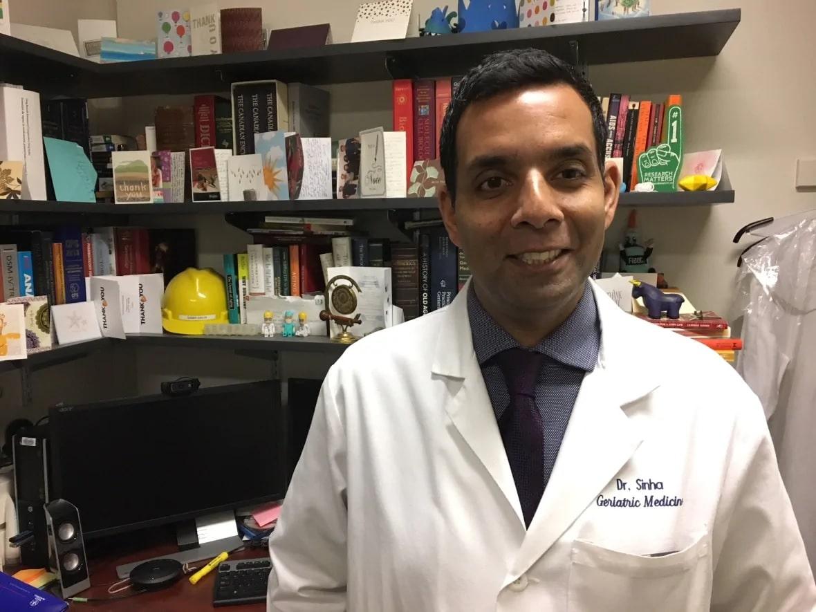 دكتور سمير سينها Dr. Samir Sinha
