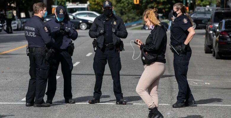 زيادة عدد جرائم الكراهية فى مدينة فانكوفر