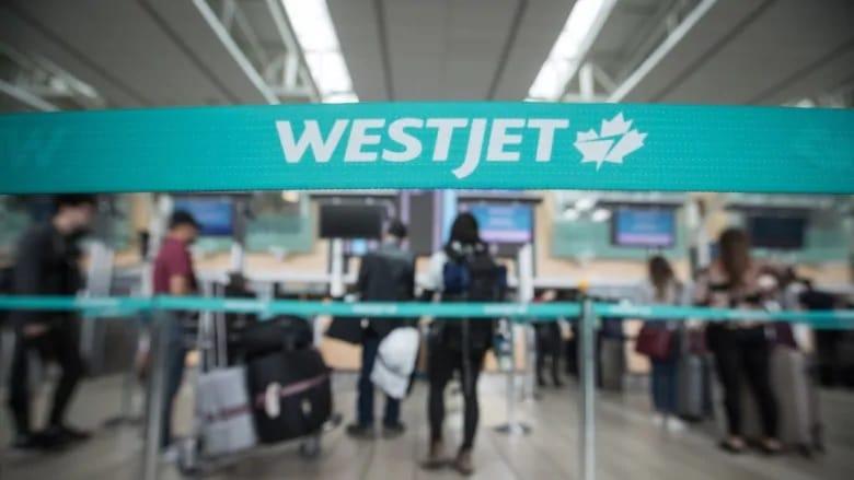 شركة الطيران ويست جيت تعلق رحلاتها إلى كيبيك و شرق كندا