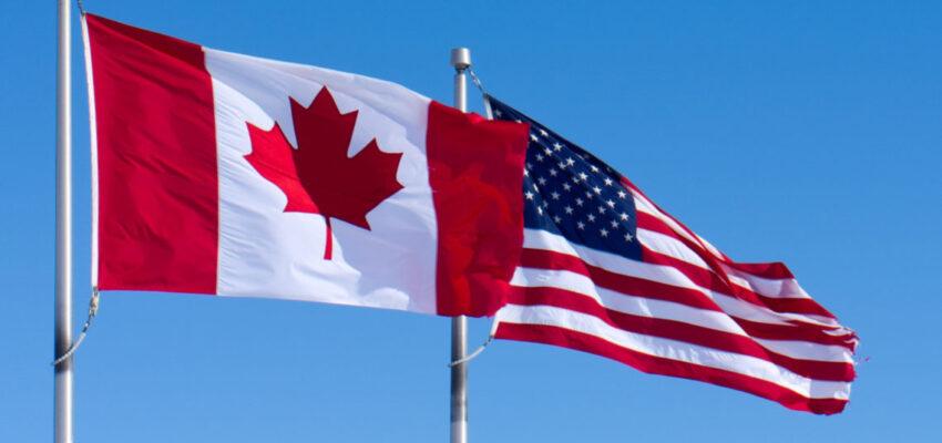 طرق الإنتقال إلى كندا من الولايات المتحدة الأمريكية