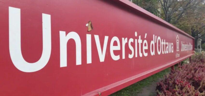 غضب الطلاب فى جامعة أوتاوا بسبب إستخدام أستاذة لكلمة مهينة للسود