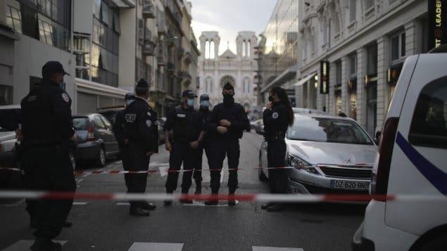 كندا تدين الهجوم على كنيسة نوتر دام فى نيس بجنوب فرنسا