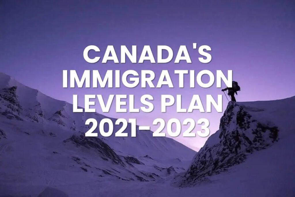 كندا ستصدر خطة مستويات الهجرة 2021-2023