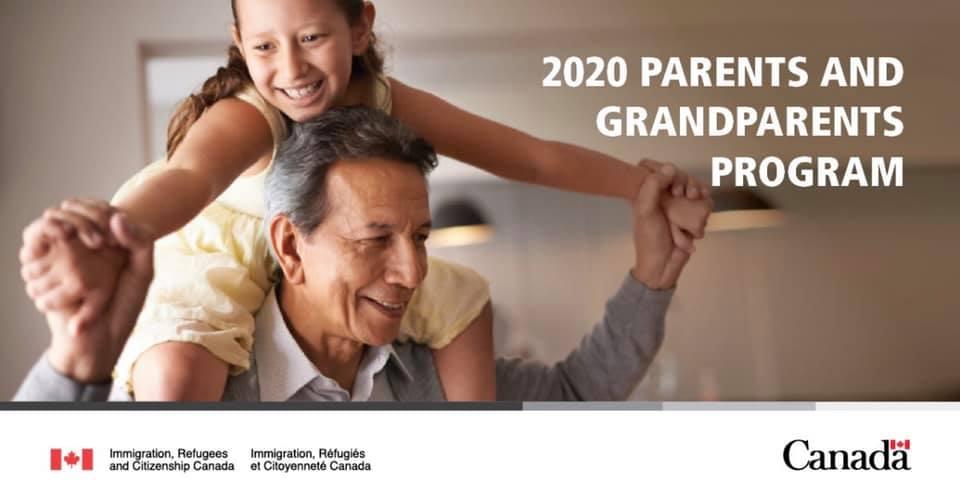 مزايا برنامج الآباء والأجداد فى كندا الهجرة إلى كندا