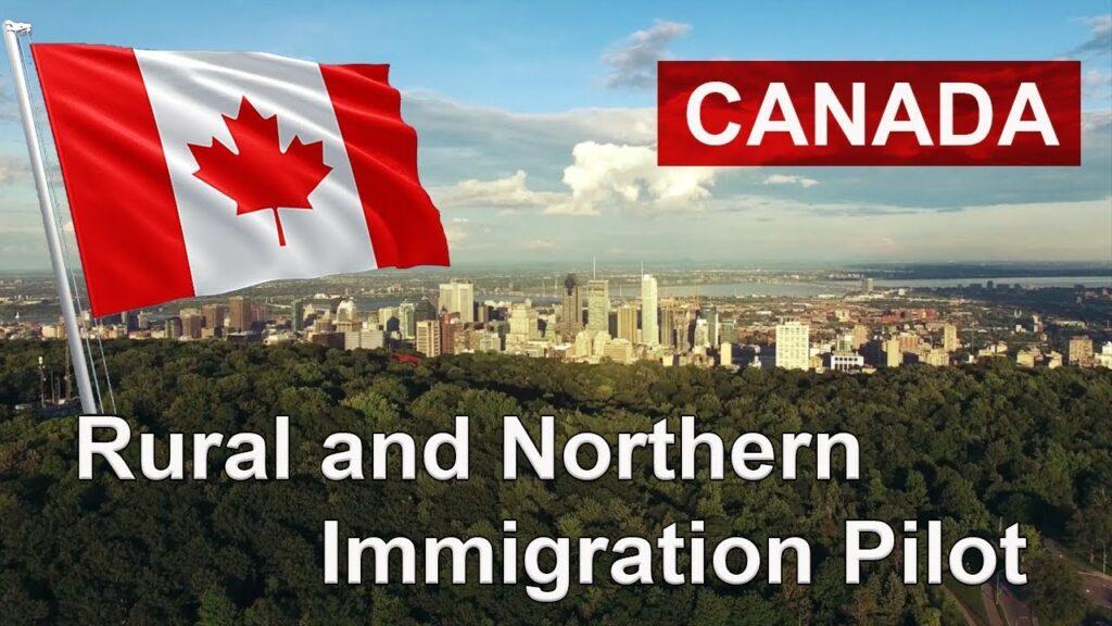 نورث باى تكشف عن تيار الهجرة الريفية إلى كندا RNIP التجريبيى