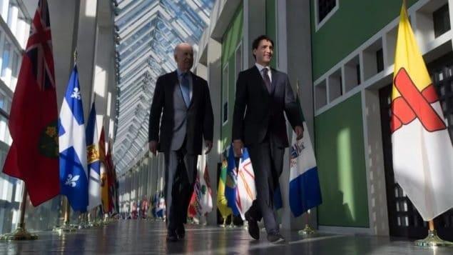 القادة الكنديون يرسلون التهانى إلى جو بايدن و كامالا هاريس