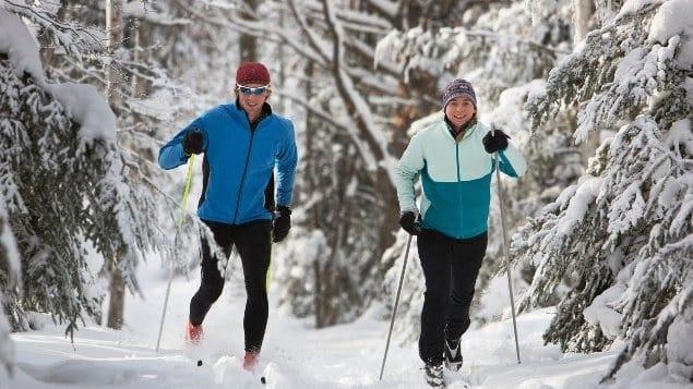 توافق كيبيك على استخدام المرافق لأنشطة الشتاء فى الهواء الطلق