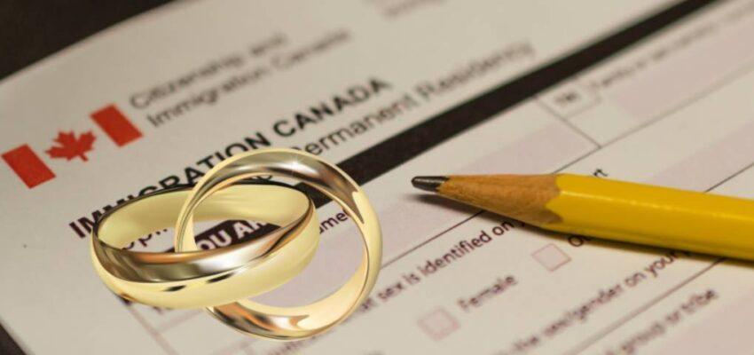 توضح كندا النية المزدوجة لطلبات رعاية الزوج فى كندا