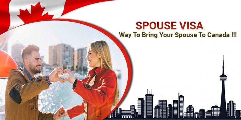 كيف ترعى زوجتك أو زوجك أو شريكك للهجرة الكندية