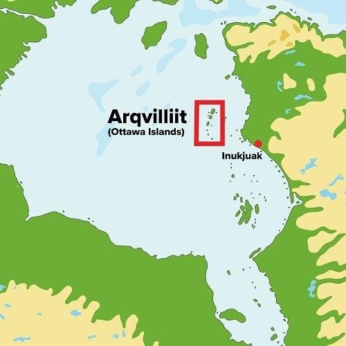 منطقة محمية جديدة للسكان الأصليين تم إنشاؤها فى القطب الشمالى الكندى
