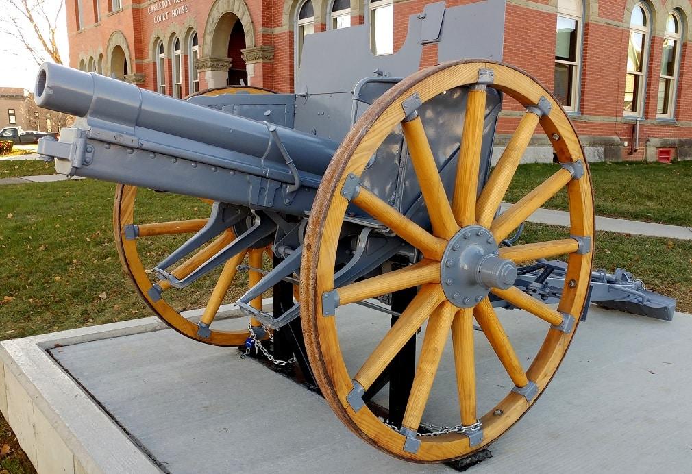 اكتشاف مفاجئ  البحث عن تاريخ الحرب العالمية الأولى فى أونتاريو