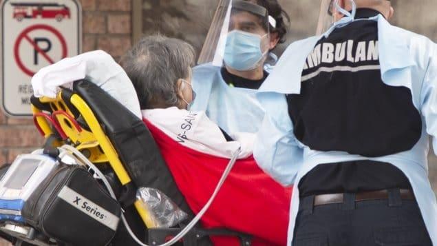 العدوى تنتشر فى مراكز المسنين و كبار السن فى كندا