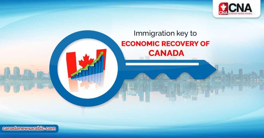 الهجرة مفتاح الانتعاش الاقتصادى لكندا