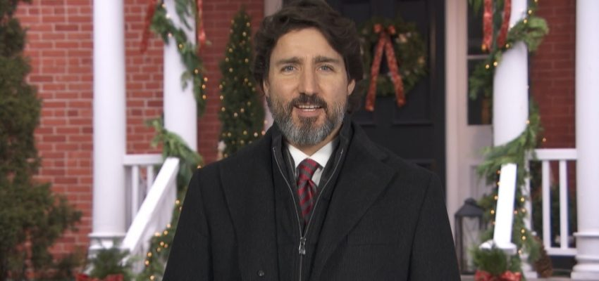 ترودو يدعو الكنديين إلى دعم بعضهم البعض فى موسم الأعياد وسط كوفيد-19