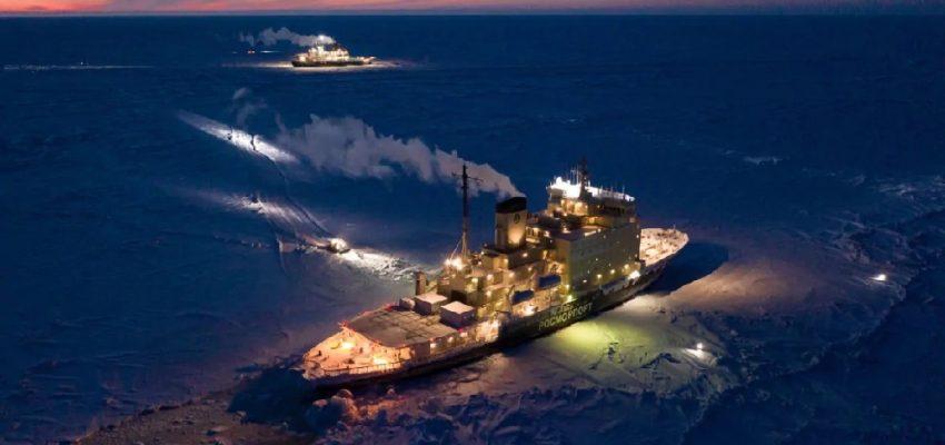 تغيرات القطب الشمالى | ثلوج أقل وأكثر دفئ وأكثر إشراق