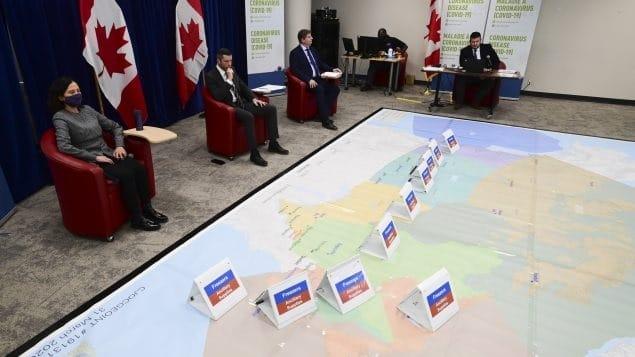 حملة التلقيح الكندية ضد كوفيد-19 جاهزة وتعمل