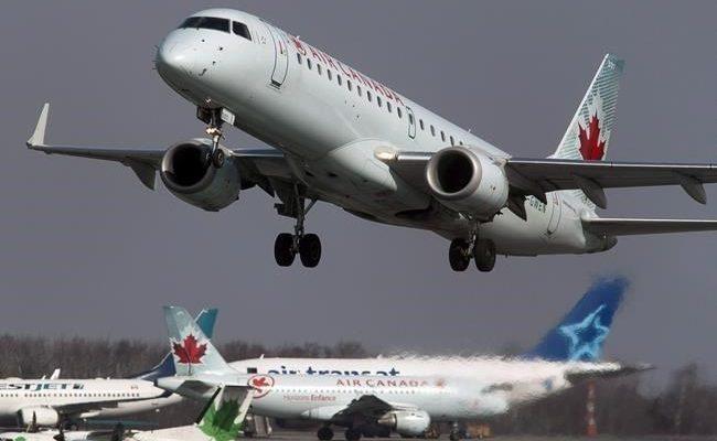 شركة طيران كندا تعلق رحلات أخرى عبر الأطلسى