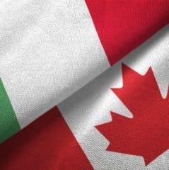 كندا توقع اتفاقية إنتقال الشباب الجديدة مع إيطاليا